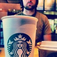 Photo taken at Starbucks by Ashley G. on 5/6/2012