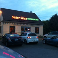 Photo taken at Señor Salsa by Danny F. on 8/2/2012