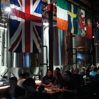 Photo taken at Four Peaks Brewing Company by Derek Z. on 10/8/2011