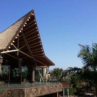 Photo taken at Lopesan Baobab Resort by Alexander O. on 10/14/2011
