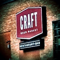 Photo taken at Craft Beer Market by Jenny on 2/23/2012