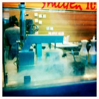 Photo taken at Smitten Ice Cream by Nico M. on 10/23/2011