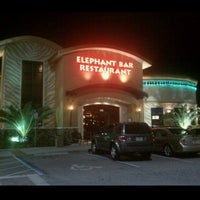 Photo taken at Elephant Bar Restaurant by Rod R. on 6/3/2012