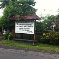 Photo taken at Politeknik Kesehatan Jurusan Keperawatan by Agus W. on 3/13/2012