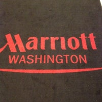 Photo taken at Washington Marriott Georgetown by Rafael A. on 7/24/2012