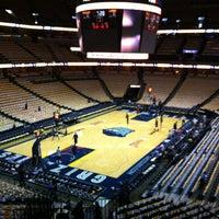 Photo taken at FedExForum by NBA G. on 5/2/2012