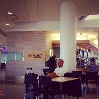 Photo taken at The Plant Cafe Organic by Jennifer V. on 4/20/2012