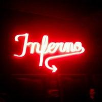 Photo taken at Inferno Club by Sielen Maria G. on 1/1/2012