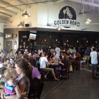 Photo taken at Golden Road Brewing by Matthew L. on 6/18/2012