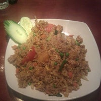Photo taken at Sy Thai Cafe by Jonny P. on 12/28/2011