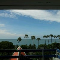 Photo taken at Jomtien View Talay  Condominiums Pattaya by Montakarn C. on 10/28/2011