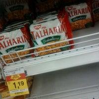 Photo taken at Extra Supermercado by Lenon C. on 8/20/2012