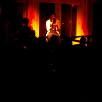 Photo taken at Mad House Comedy Club by Ben G. on 11/9/2011