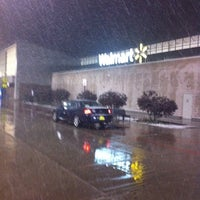Photo taken at Walmart Supercenter by Dan W. on 10/26/2011