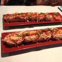 Photo taken at Amura Japanese Restaurant by Ivanna V. on 6/21/2012