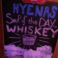 Photo taken at Hyena's Comedy Nightclub by  ℋumorous on 4/3/2011