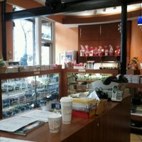 Photo taken at South Bend Chocolate Company by Carly T. on 2/9/2012