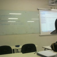 Photo taken at Universidade do Extremo Sul Catarinense - UNESC by João Lucas D. on 3/5/2012
