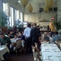 Photo taken at Serafina Fabulous Pizza by David F. on 9/18/2011