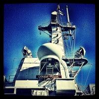 Photo taken at Marinebasis by Jorn U. on 3/19/2012
