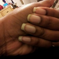 Photo taken at Grand Nails by Infini T. on 3/16/2012