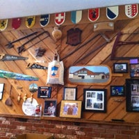 Photo taken at Bruno's Pizza and Big O's Sports Room by Gigi H. on 8/22/2011