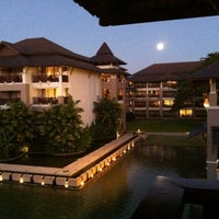 Photo taken at Le Méridien Chiang Rai Resort, Thailand by Noon S. on 11/10/2011