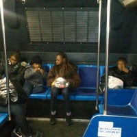 Photo taken at MTA Bus - B54 by Janell L. on 1/1/2012