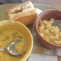 Photo taken at Panera Bread by Tris B. on 7/14/2012