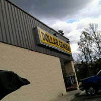 Photo taken at Dollar General by William G. on 3/22/2012