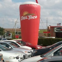 Photo taken at Del Taco by Gilbert C. on 11/2/2011