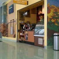 Photo taken at Dunn Bros. Coffee at Fargo Public Library by Christopher S. on 1/10/2011