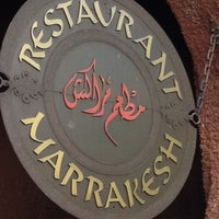 Photo taken at Restaurant Marrakesh by Tony D. on 3/14/2011