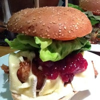 Photo taken at Gourmet Burger Kitchen by Wee Yen on 8/26/2011