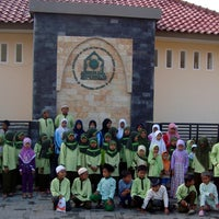Photo taken at Yayasan Yatim Piatu Murni Ar-Rahman by Bekti S. on 1/12/2012