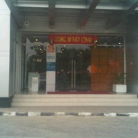 Photo taken at Bank Negara Indonesia (BNI) Cepu by Lukas S. on 1/26/2012