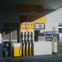 Photo taken at Shell by Franz Z. on 10/15/2011