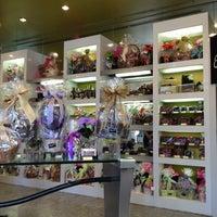 Photo taken at Panache Chocolatier by Janice P. on 5/27/2012