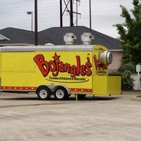 Photo taken at Bojangles' Famous Chicken 'n Biscuits by Sue K. on 4/19/2012