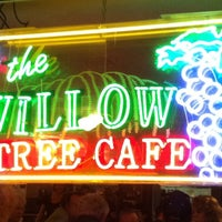 Photo taken at Hollerbach's Willow Tree Cafe by The Mouse Police on 9/11/2011