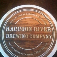 Photo taken at Raccoon River Brewing Company by Christopher D. on 5/23/2011