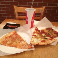 Photo taken at Gotham Pizza by Rico F. on 5/2/2012