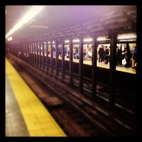 Photo taken at MTA Subway - 34th St/Penn Station (1/2/3) by John H. on 5/11/2012