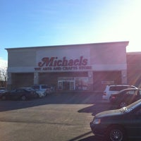 Photo taken at Michaels by Paul H. on 12/22/2010