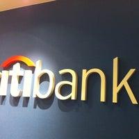 Photo taken at Citibank by Kelvin K. on 1/15/2011