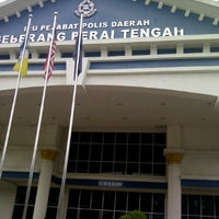 Photo taken at Police Station (Balai Polis) by muhamad a. on 12/5/2011