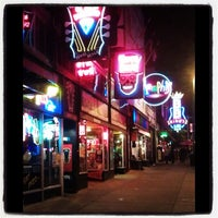 Photo taken at World Famous Beale Street by Shaun W. on 10/24/2011