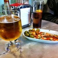 Photo taken at Cala del Vermut by Merce N. on 3/25/2012