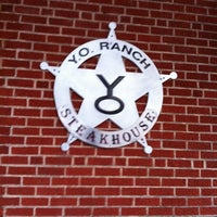Photo taken at Y. O. Ranch Steakhouse by Renee M. on 9/12/2011