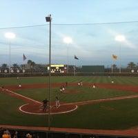 Photo taken at Packard Baseball Stadium by Sarah Y. on 4/7/2012